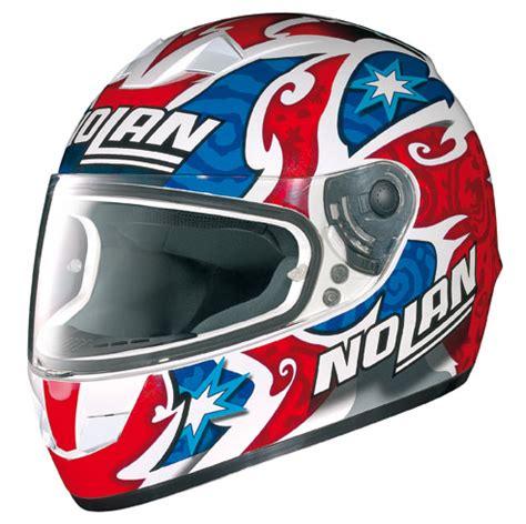 Helm Nolan Replika niat cuman nonton iims 2009 malah beli helm nolan n62 safety