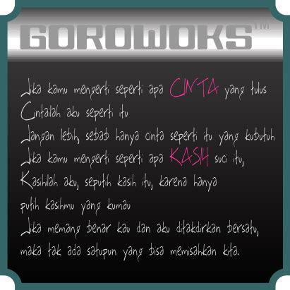 gambar kata kata cinta sejati romantis buat pacar gorowoks