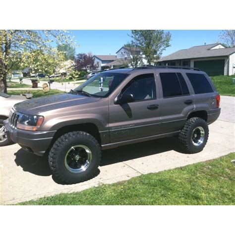 Best Tires Jeep Grand 16 Best Images About Lifted Wj On Roof Basket