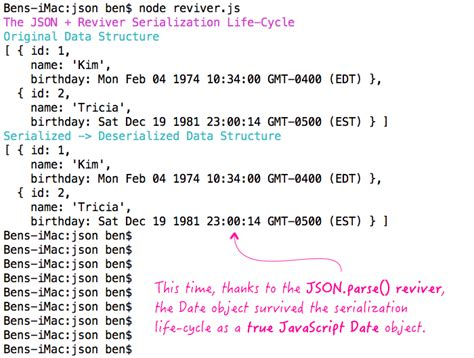 format date javascript json maintaining javascript date values during deserialization
