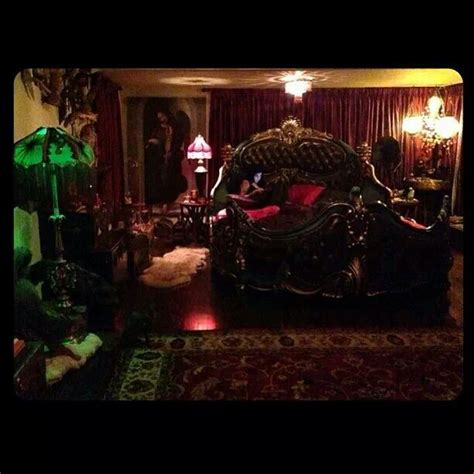 kat von d house kat von d bed for the home pinterest