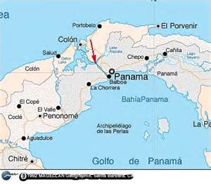 Panama Canal On World Map by Cnn Forests Along Panama Canal Face Uncertain Future