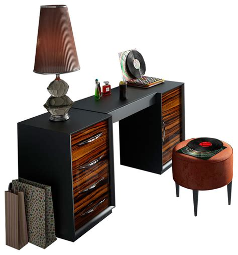 contemporary bedroom vanity t19 bedroom make up vanity 63 quot contemporary bedroom