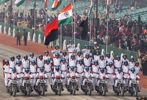 68th republic day parade celebrations pictures india