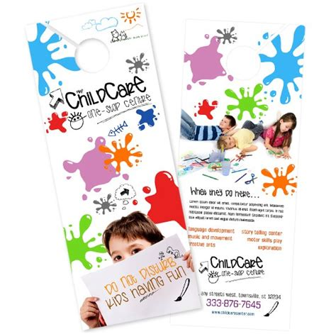 Day Care Free Family Day Care Flyer Images
