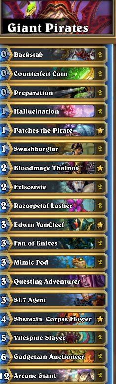 basic rogue deck assassin basic rogue guide upgrade