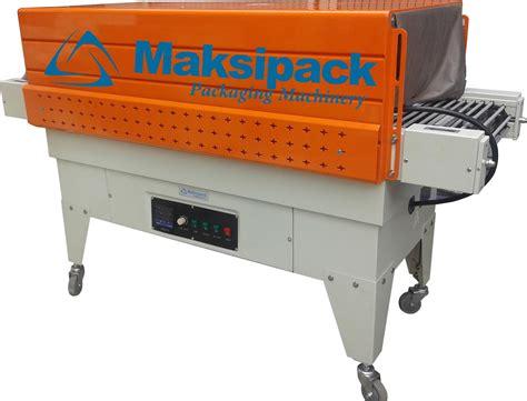 Mesin Maksindo spesifikasi dan harga mesin shrink pengemas toko
