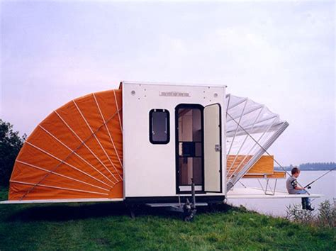 the awning mobile home de markies timeless modular travel cer