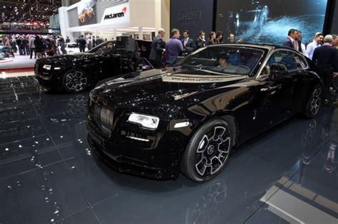 rolls royce cars news black badge models targeting