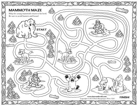 free coloring pages of treasure map maze