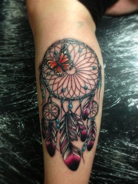 dream catcher leg tattoo tumblr top 20 dreamcatcher tattoos and designs