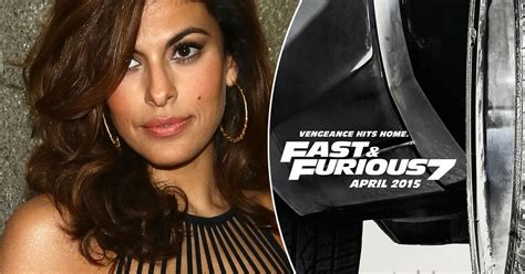 fast and furious 8 eva mendes fast and furious 8 eva mendes wanted for main plot in