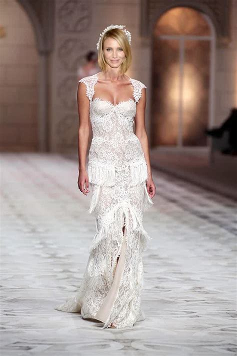 S Wedding Dresses by Will This Become Cameron Diaz Wedding Gowns Bridal Trend