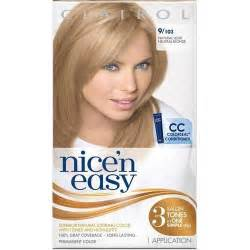 clairol hair colors clairol nicen easy hair color blue black 124 by