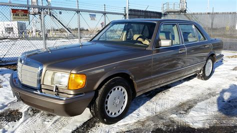 1989 Mercedes 560sel by 1989 Mercedes 560sel Sedan L42 Kissimmee 2015