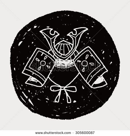 doodle fit space helmet astronaut space travel boundless stock vector