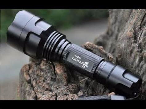 Senter Ultrafire C8 Xml T6 ultrafire c8 cree xm l t6 led 2000lm 18650 flashlight