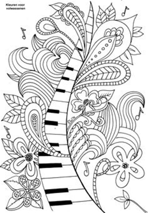 free coloring pages music theme 1000 images about coloriage musique on pinterest
