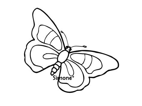 disegni di fiori bellissimi disegni di farfalle stilizzate az colorare