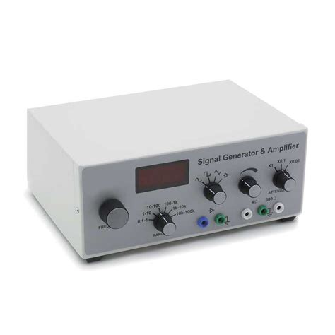 The Detox Box Micro Frequency Generator by 5718 Low Frequency Signals Generator Lifier