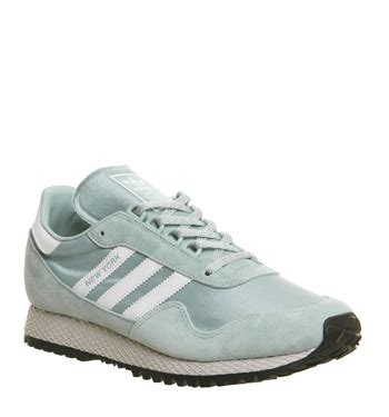 Adidas New York Og Tactile Green Original adidas new york trainers tactile green white trainers shoes ebay