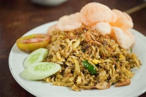 peluang bisnis nasi goreng mawut pedas  analisa