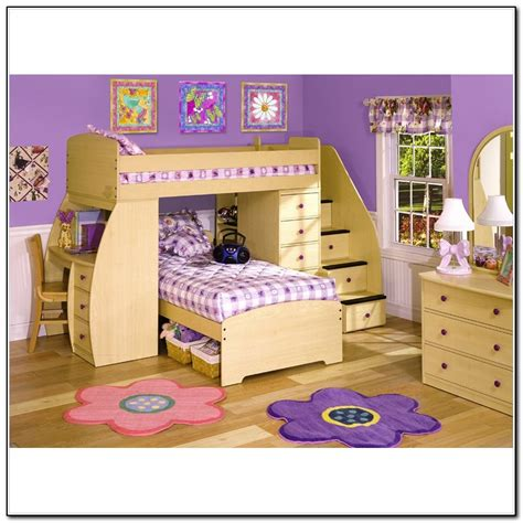 bunk beds with desk and stairs bunk bed with stairs and desk page home design