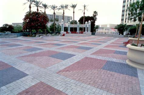 Large square concrete pavers large precast concrete pavers