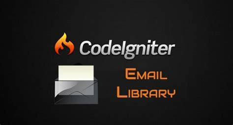 codeigniter tutorial news tutorial cara mengirim email dengan codeigniter jurnal web