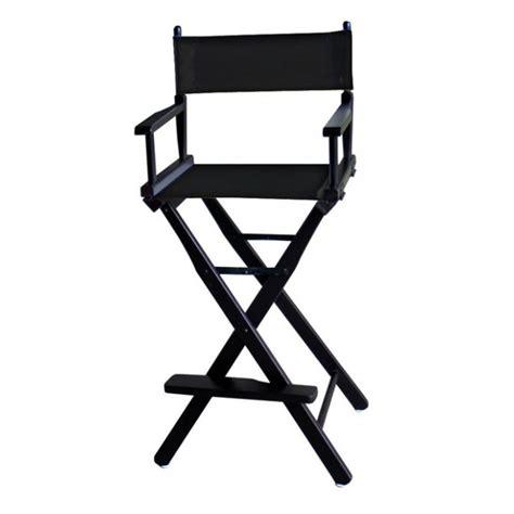 black directors chair black director chair makeup chair hire melbourne