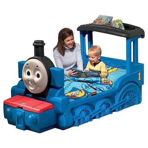 17 Best Ideas About Thomas The Tank Bed On Pinterest The Tank Engine Bed