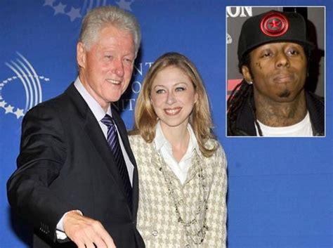 Clinton Picks Caign Song by Bill Clinton I M With Lil Wayne Ny Daily News