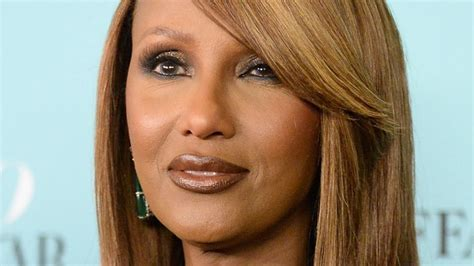 Iman posts rare photo of her and Bowie's daughter