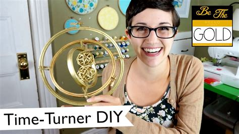 Home Made Decoration Things time turner decoration tutorial bethegold youtube