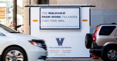 Villanova Mba Us News by Villanova School Of Business Karma Agency