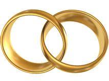 Eheringe Verbunden by Ringe Der Hochzeit 3d Stockfotos 357 Ringe Der Hochzeit