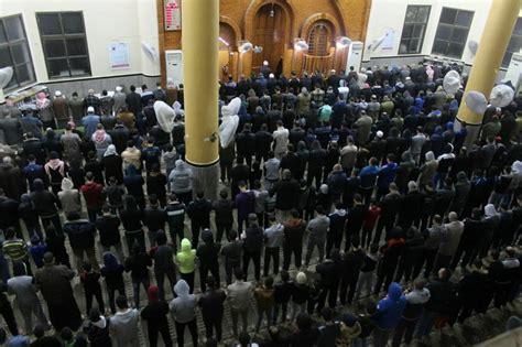 Fadhil Agency Keajaiban Shalat Subuh gaza galakkan shalat subuh berjamaah di masjid kantor berita islam mina