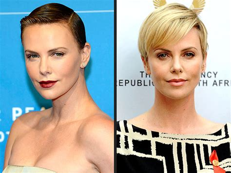 hairstyles to suit no neck archive charlize theron style news stylewatch