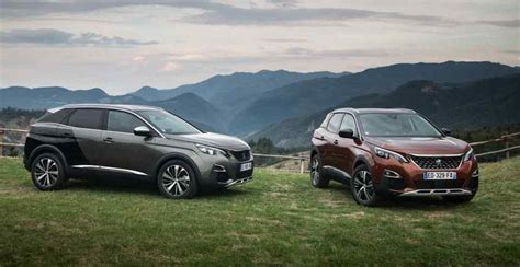 peugeot cars philippines peugeot philippines to bring in next gen 3008 crossover