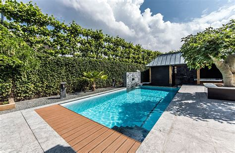 Swimming Pool Garden Ideas Swimming Pool Landscaping Ideas Photos Pool Design Ideas