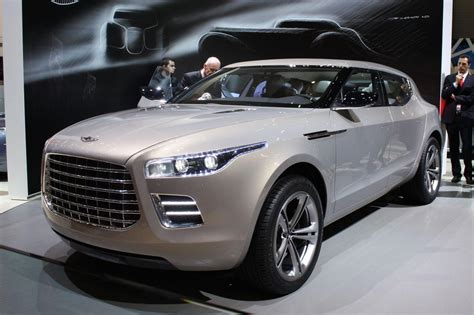 suv aston martin aston martin lagonda suv will be produced carforuz
