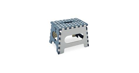 Folding Step Stool Uk by Grey And White Folding Step Stool Aldi Uk
