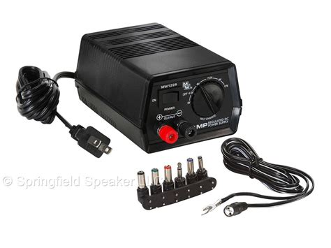 Power Suplay Regulator 2 2 dc power supply 3v 12v regulated with assorted mini kit mw122a ebay