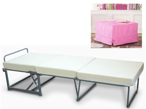 China Folding Tubular Ottoman Guest Bed Jh Cb 005 Guest Bed Ottoman