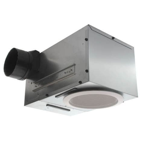 duct free exhaust fan with light 744nt nutone 744nt model 744nt recessed fan w light