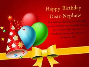 birthday wishes for nephew quotes messages happy birthday