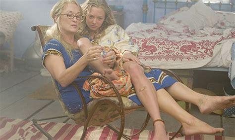 mamma bedroom mamma mia film the guardian