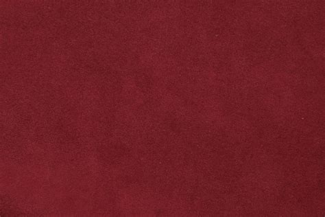 2 yards ambiance ultrasuede upholstery fabric in burgundy