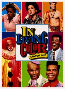 living in color word production in living color is one of the most