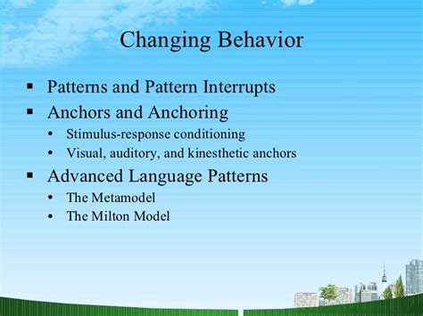 pattern interrupt questions why study communication ppt bec doms